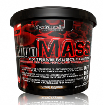 MyoMASS Weight Gainer 4.0KG